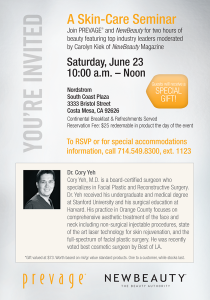 You are Invited! June 23, 2012