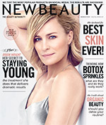 New Beauty Magazine Cover